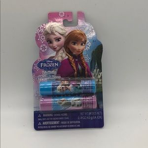 Disney Frozen 2 lip balms unopened and sealed